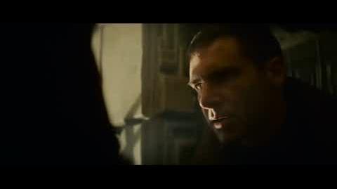 Blade Runner - Rachael surprises Deckard