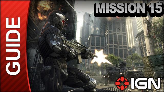 Crysis 2 - Mission 15 Eye of the Storm - Walkthrough