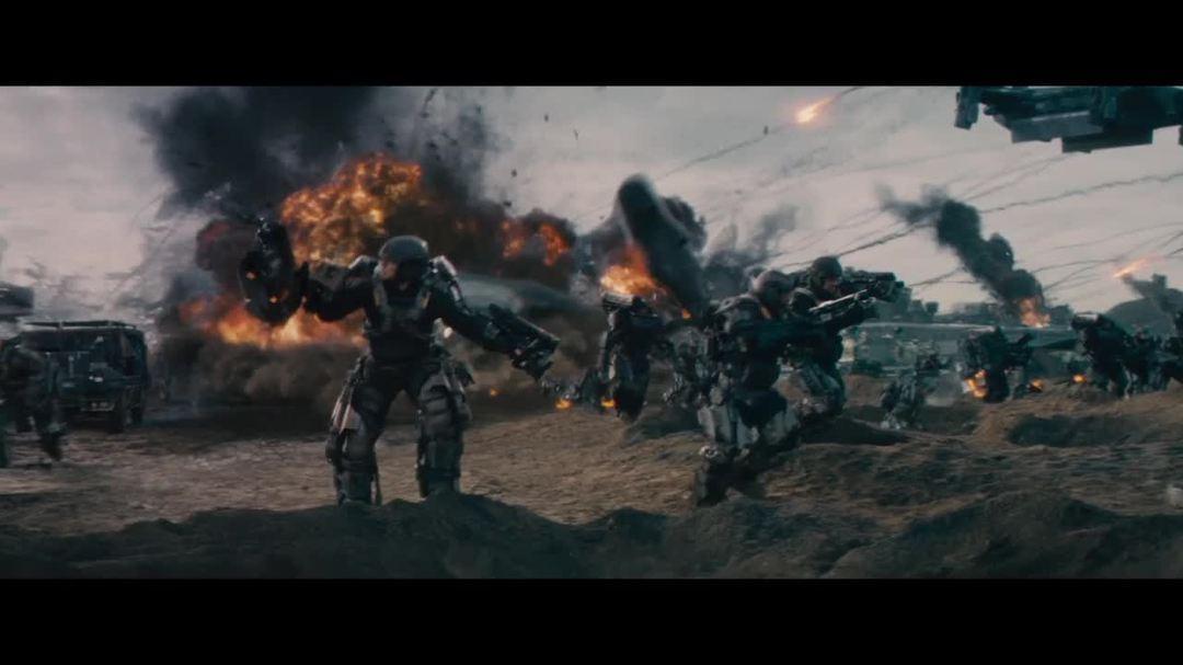Edge Of Tomorrow - Trailer