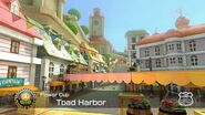 Mario Kart 8 - The Fastest Path Toad Harbor