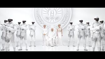 "The Hunger Games Mockingjay Part 1 - Panem Address 2 ""Unity"""