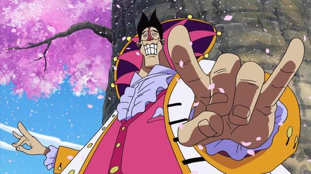 One Piece - Episode 303 - Boss Luffy Is the Culprit? Track Down the Missing Great Cherry Tree!