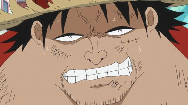One Piece - Episode 519 - The Navy Has Set Out! the Straw Hats in Danger!