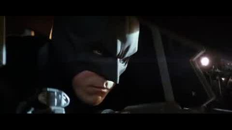 Batman Begins - Rooftops chase
