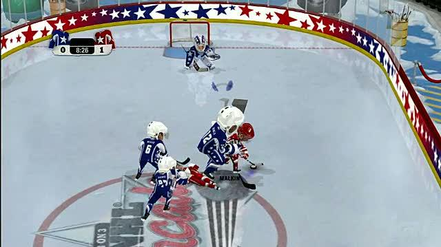 3 on 3 NHL Arcade Xbox Live Trailer - No Rules Trailer
