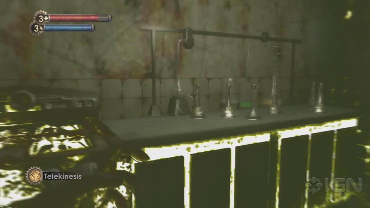 BioShock - Breaking Mind Control - Gameplay