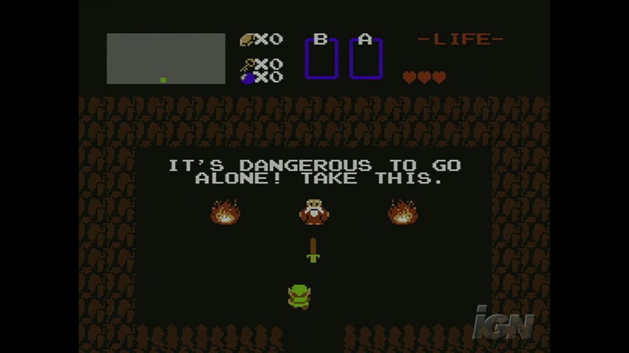 The Legend of Zelda The Kindess Of Strangers