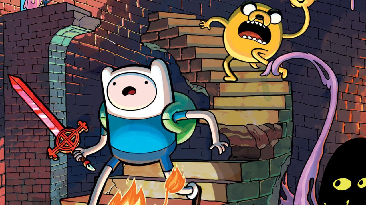 Adventure Time Explore The Dungeon Because I Don't Know! - Teaser Trailer