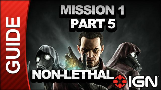 Dishonored - Knife of Dunwall DLC - Low Chaos Walkthrough - Mission 1 A Captain of Industry pt 5