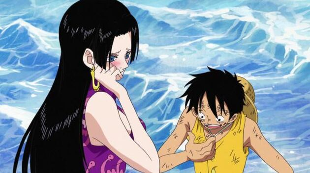File One Piece - Episode 469 - Kuma's Transformation! Ivan-san's Blow of Anger!