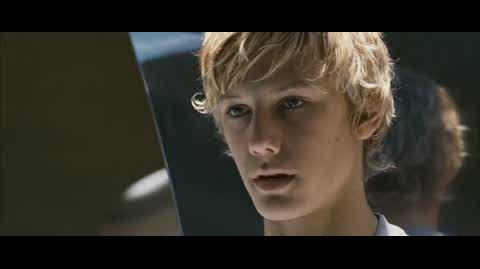 Alex Rider Operation Stormbreaker - alex tries out stormbreaker