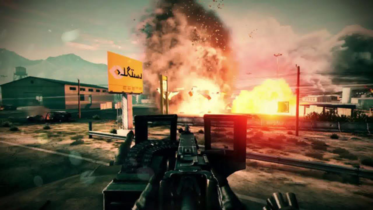 Battlefield 3 Launch Trailer 2