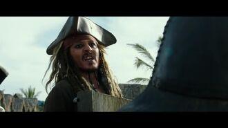"Pirates of the Caribbean Dead Men Tell No Tales - ""Guillotine"" Clip"