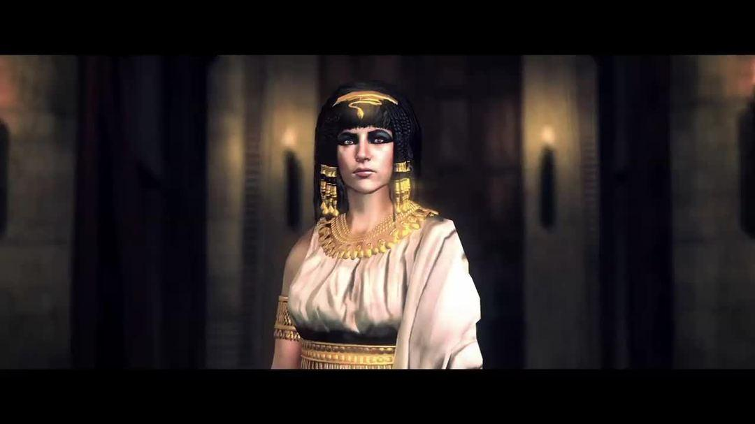 Total War Rome II Cleopatra Trailer