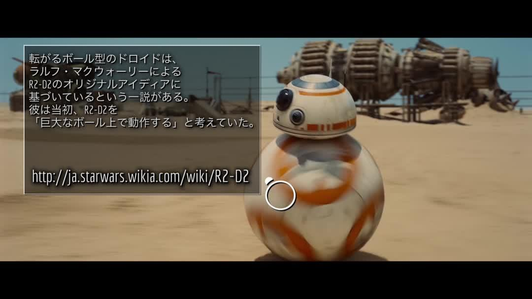 『スター・ウォーズ/フォースの覚醒』予告編 Wikia ファノテーション.mp4