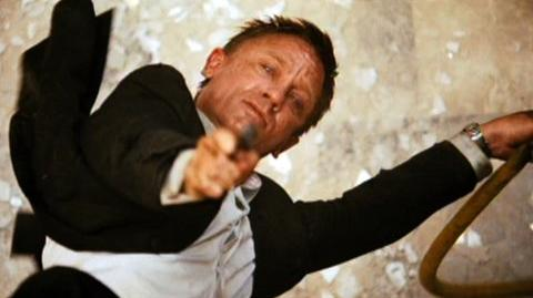Quantum of Solace (2008) - Open-ended Trailer (e41858)