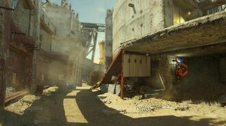"Call of Duty Advanced Warfare - ""Core"" Advanced Warfare Multiplayer Map Tour"
