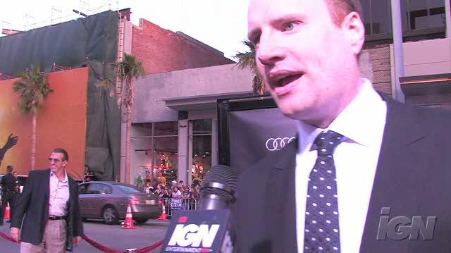 Iron Man Movie Interview - Iron Man Red Carpet Premiere