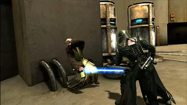 Star Wars The Force Unleashed -- Tatooine Xbox Live Trailer - SDCC 09 Announcement Trailer