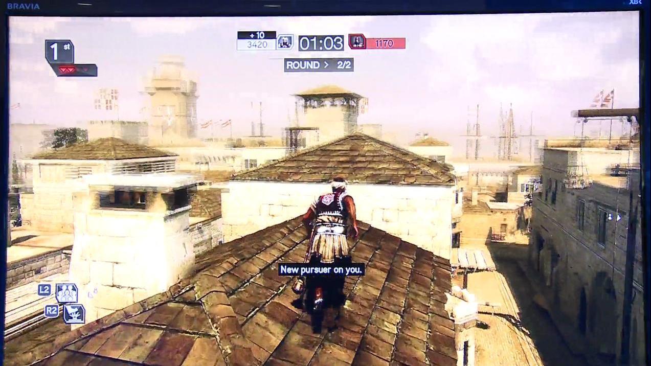 E3 2011 Assassin's Creed Revelations - Off Screen 1
