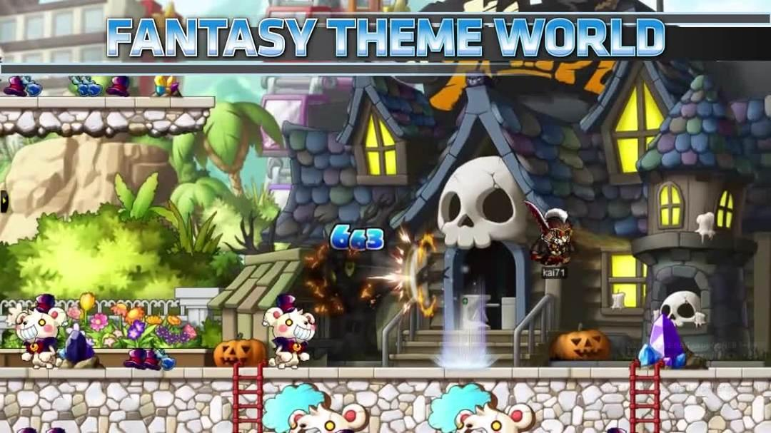 MapleStory - Unleashed