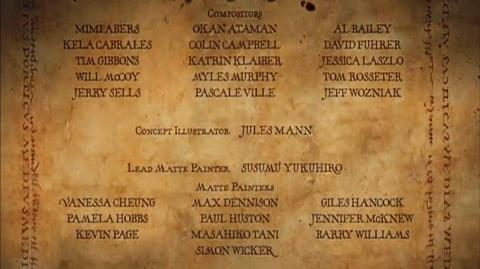 Harry Potter and the Prisoner of Azkaban - End credits Part 5