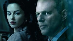 The Americans Annet Mahendru & Noah Emmerich Season 3 Interview - NYCC 2014