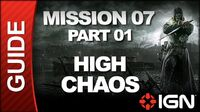 Dishonored - High Chaos Walkthrough - Mission 7 The Flooded District pt 1