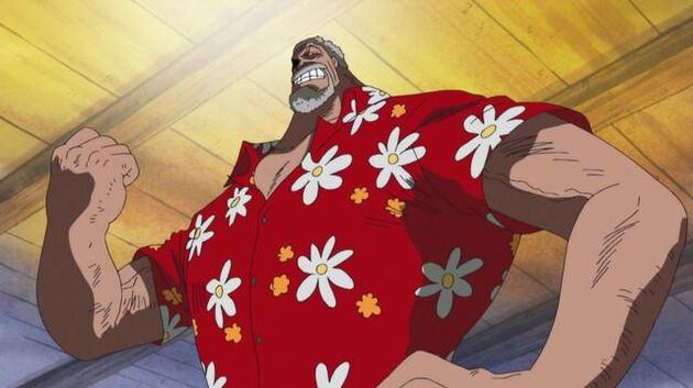 File One Piece - Episode 497 - Leaving the Dadan Family for Good?! the Kids' Hideout Has Been Built!