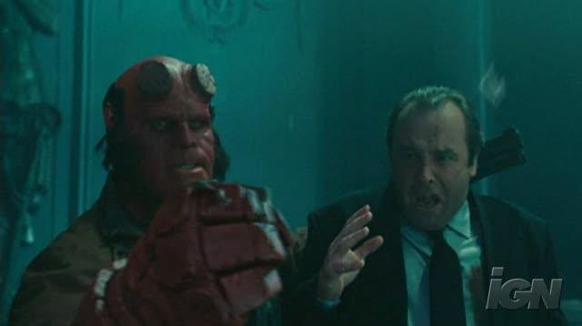 Hellboy II The Golden Army Movie Clip - The Tooth Fairies