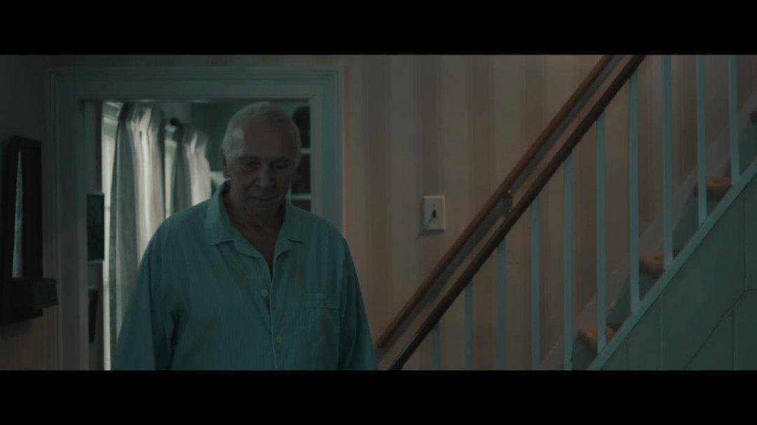 Robot & Frank - Turning on Robot Clip