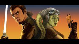Star Wars - A New Dawn Expert Showcase