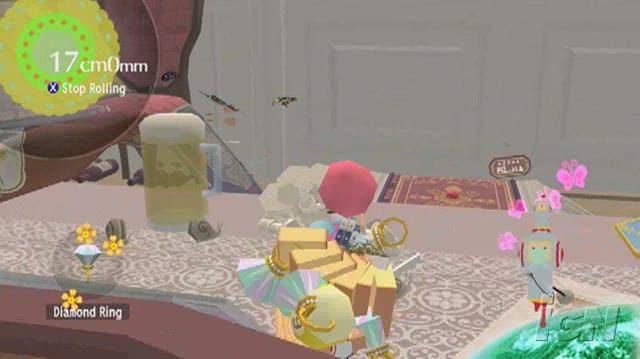 Beautiful Katamari Xbox 360 Gameplay - Guru Gravity