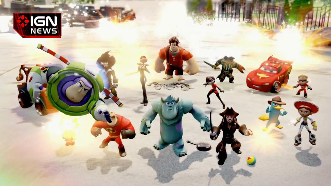News Disney Infinity Delayed