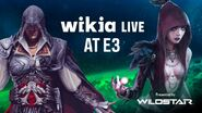 Wikia Live E3 Day 1