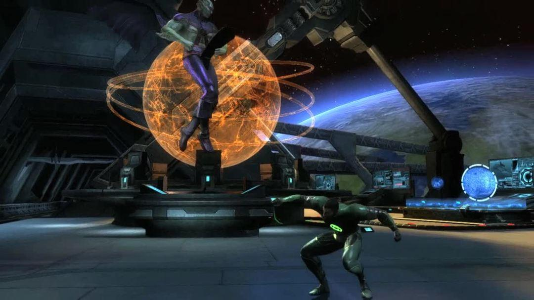 Injustice Gods Among Us - Martian Manhunter Gameplay Trailer