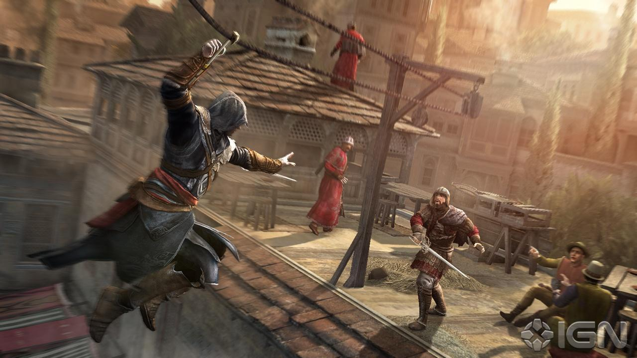 Assassin's Creed Revelations The Quests of Ezio and Altair
