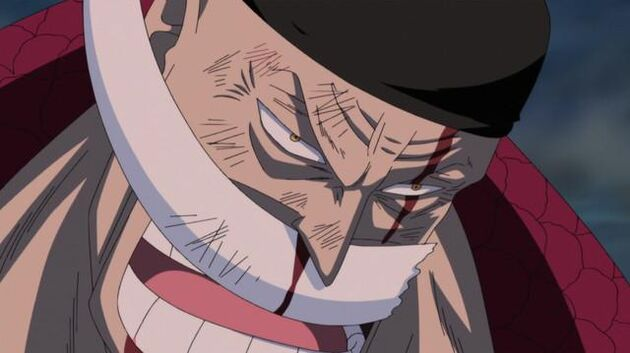 File One Piece - Episode 484 - The Navy Headquarters Falls! Whitebeard's Unspeakable Wrath!