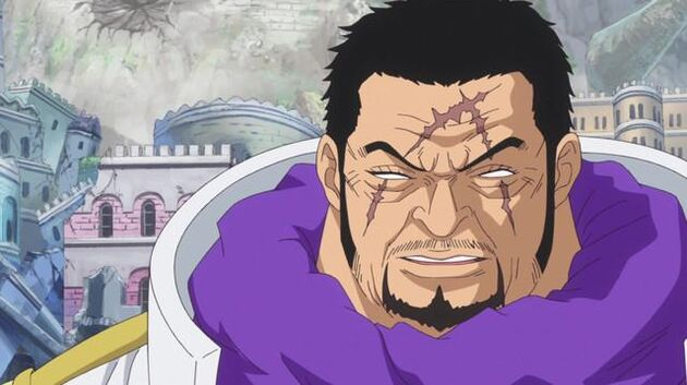 File One Piece - Episode 736 - Sending a Shock Wave! The Worst Generation Goes Into Action!