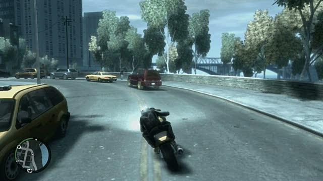 Grand Theft Auto IV Xbox 360 Video - Easter Eggs