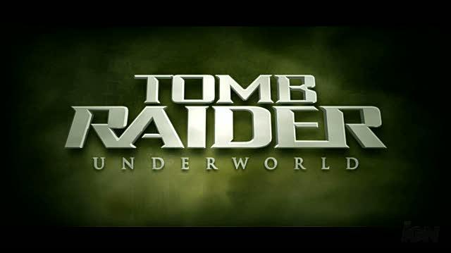 Tomb Raider Underworld Xbox 360 Trailer - Mexico Motorcyle Ride