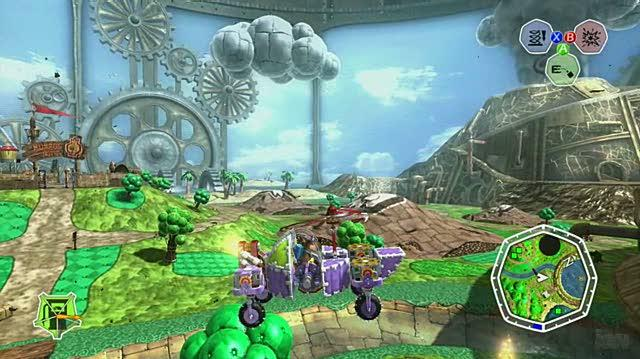 Banjo-Kazooie Nuts & Bolts Xbox 360 Feature-Commentary - Video Interview