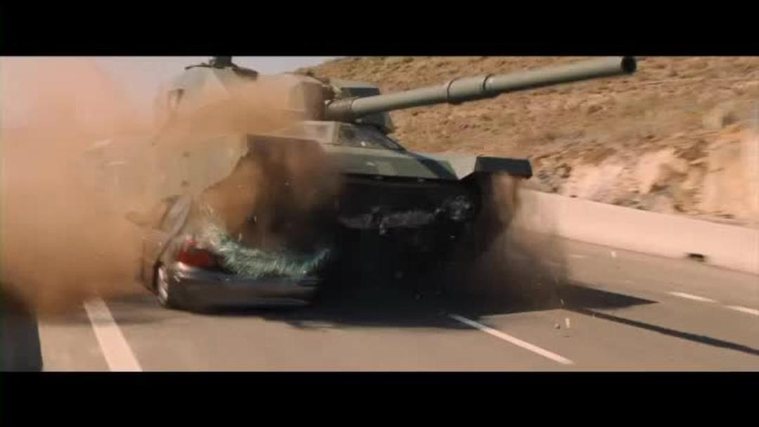 Fast and Furious 6 - Freedom Spot