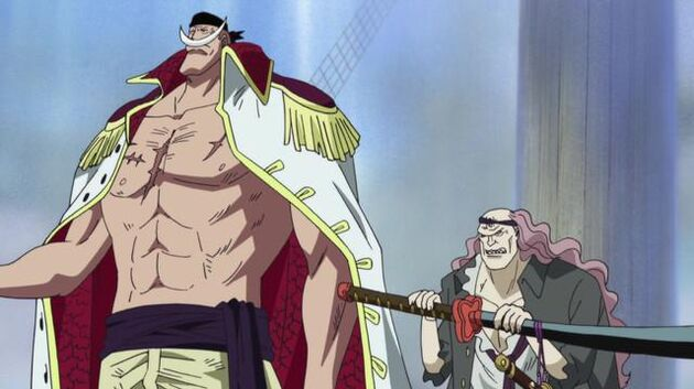 File One Piece - Episode 472 - Akainu's Plot! Whitebeard Entrapped!