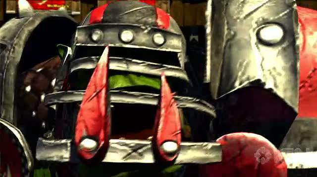 Blood Bowl Xbox 360 Trailer - Teaser 2