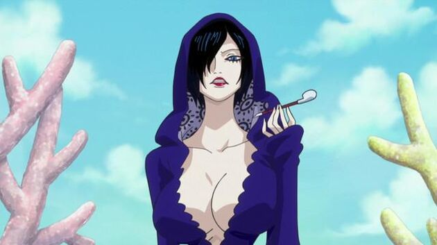 One Piece - Episode 552 - A Surprising Confession! The Truth Behind the Assassination of Otohime!
