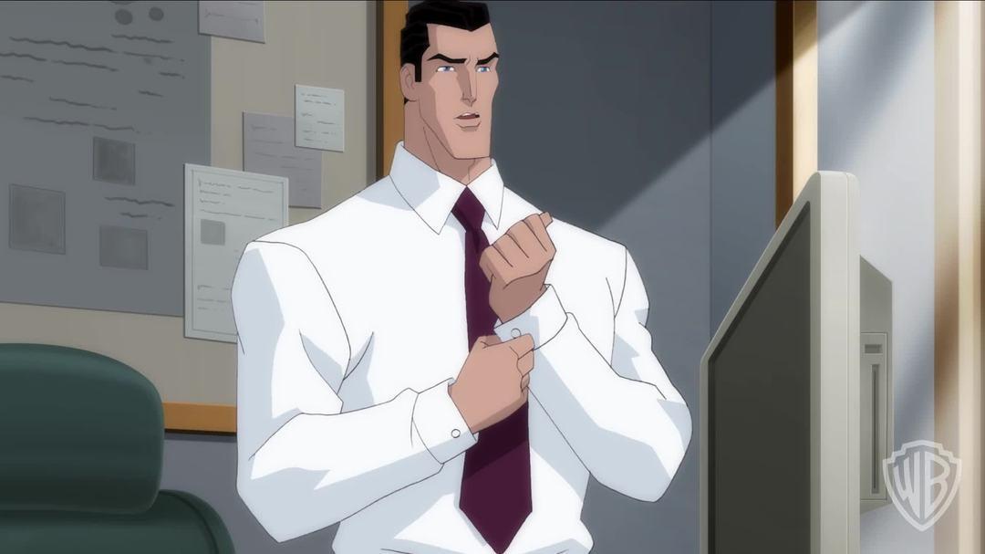 Superman Unbound Clip - Lois & Clark