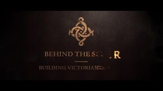 The Order 1886 - Building Historical London Developer Commentary