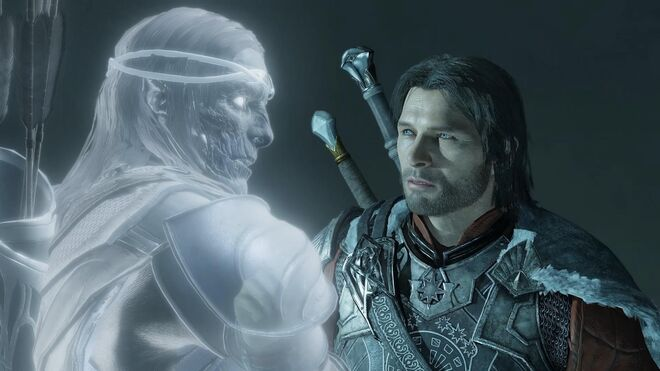 11 Minutes of Shadow of War Open World Exploration Gameplay - E3 2017