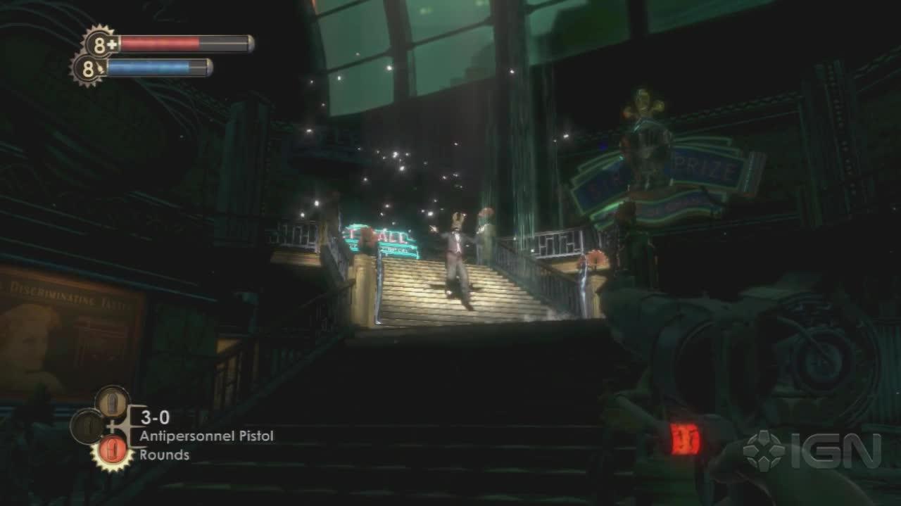 BioShock - Masterpiece - Gameplay